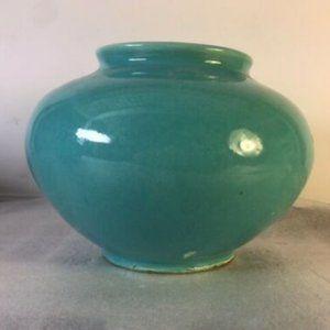 Broadmoor Pottery Colorado Springs Signed PH Gente